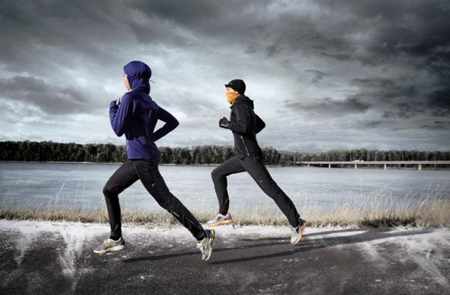 Comment s'habiller pour faire du sport en hiver ?