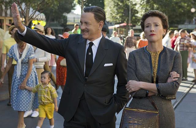 Tom Hanks en Walt Disney : le trailer de « Saving Mr Banks » !