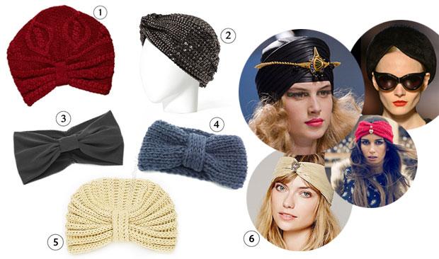 rencontrer styles de mode Super remise Trois tendances d'accessoires de cheveux pour l'hiver 2013-2014