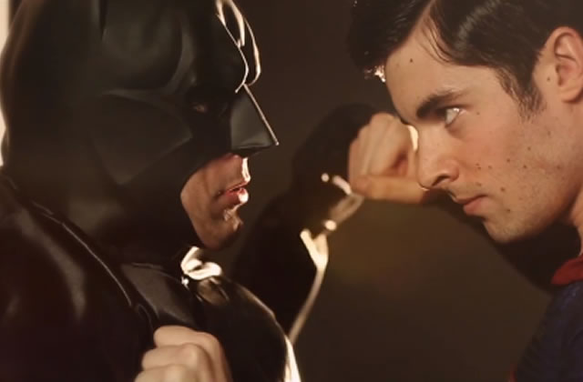 Batman VS Superman : le faux trailer super drôle