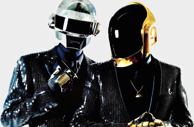 Daft Punk et leurs casques emblématiques à l'honneur dans un documentaire