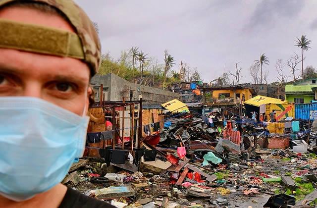 Un réalisateur utilise un budget pub pour faire de l'humanitaire