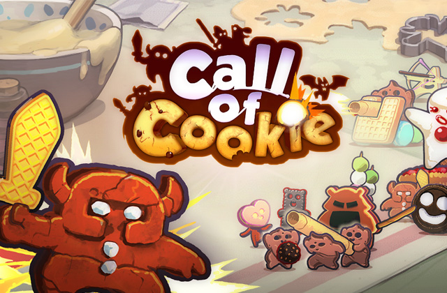 Call of Cookie, le spin-off de Freaks' Squeele en jeu vidéo