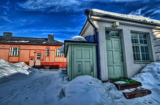 Tervetuloa Suomeen : bienvenue en Finlande !
