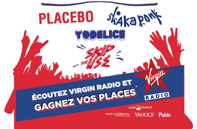 Le Virgin Radio Live : le récap est en ligne