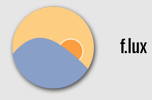 F.lux, pour le bien de tes yeux (et de ton sommeil)