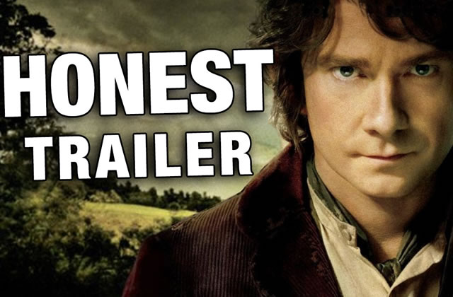 Le Hobbit : le trailer honnête