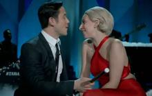 Joseph Gordon-Levitt et Lady Gaga chantent « Baby, It's Cold Outside »