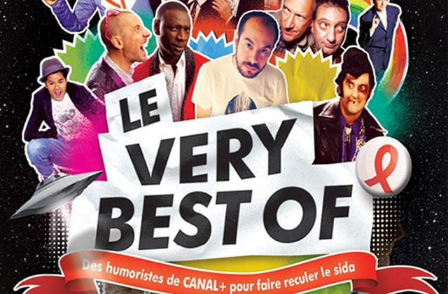 Le Very Best Of de Canal+ et Solidarité Sida en DVD – Idée cadeau cool