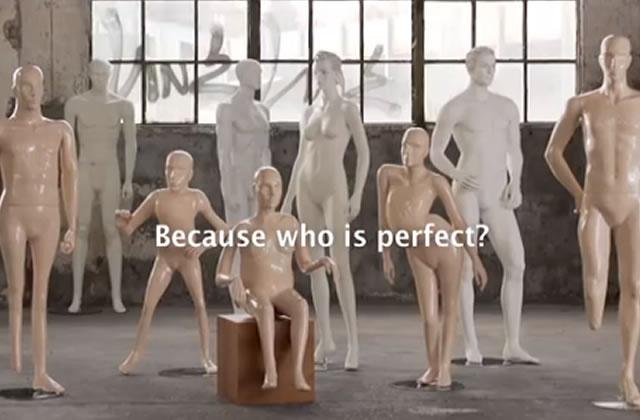 Pro Infirmis crée des mannequins handicapés pour les vitrines de Noël