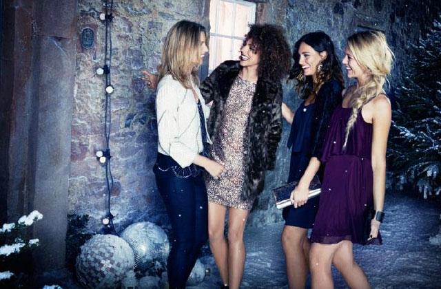 La sélection shopping spéciale robes de Noël