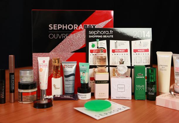 La Sephora Box est de retour !
