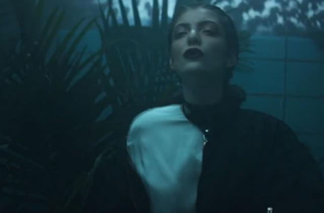 Lorde sort le clip de «Team »