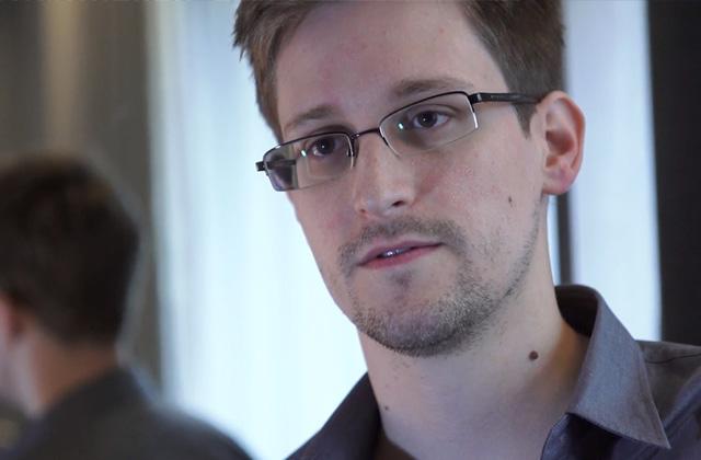 Les vœux d'Edward Snowden pour l'année 2014