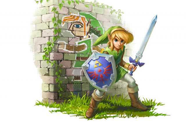 The Legend Of Zelda A Link Between Worlds Le Test