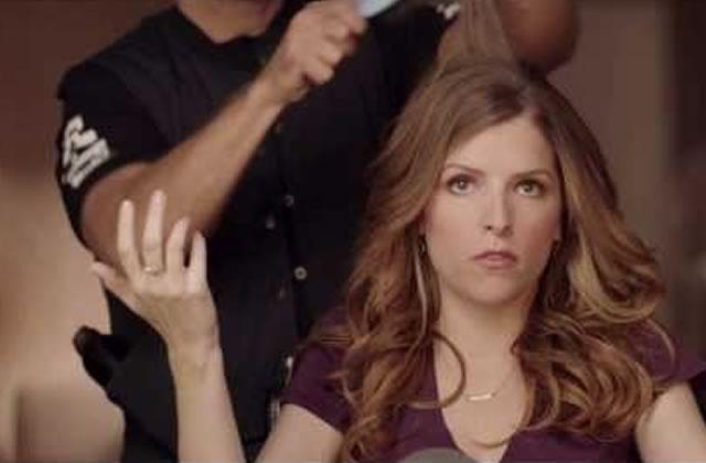 Anna Kendrick hilarante dans une pub pour le Superbowl