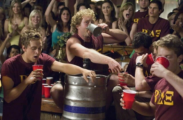 College sex party themes