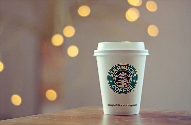 Ta boisson préférée à moitié prix chez Starbucks!