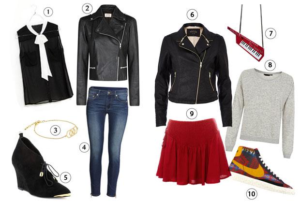 comment porter perfecto tenue casual
