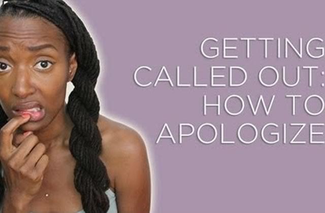 Comment s'excuser après des propos discriminatoires ?