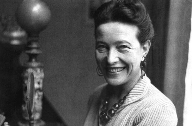 Simone de Beauvoir à l'honneur dans un Google Doodle