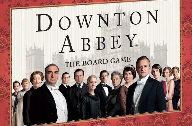 Downton Abbey, le jeu de société
