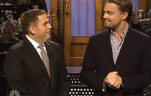 Leonardo DiCaprio et Jonah Hill s'aiment au SNL