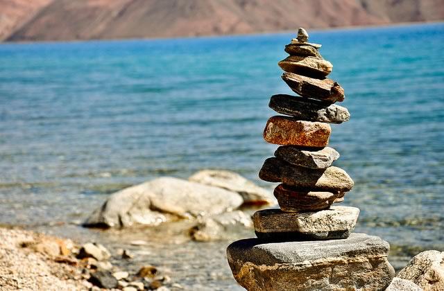 Allez viens, on part au Ladakh — Carte postale d'Inde