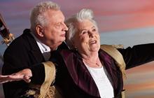 Une maison de retraite fait son calendrier avec des films cultes
