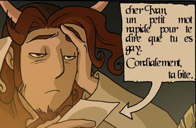 Oglaf, le webcomic avec du cul et des épées vorpales