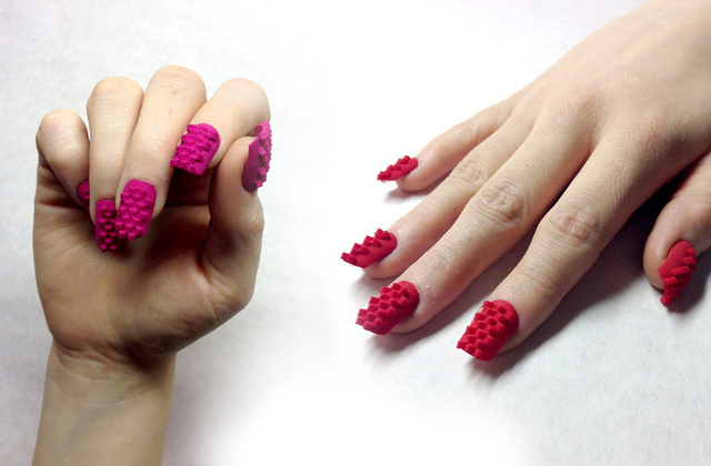 Les ongles imprimés en 3D, la nouvelle tendance ?