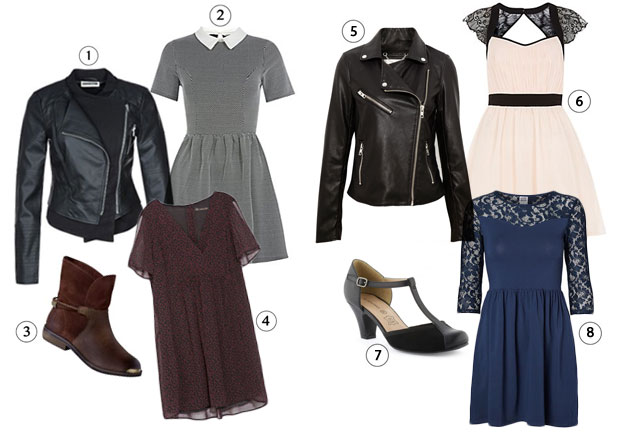 comment porter perfecto avec robe