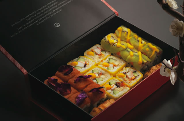 Joël Robuchon x Sushi Shop, la collaboration qui donne faim