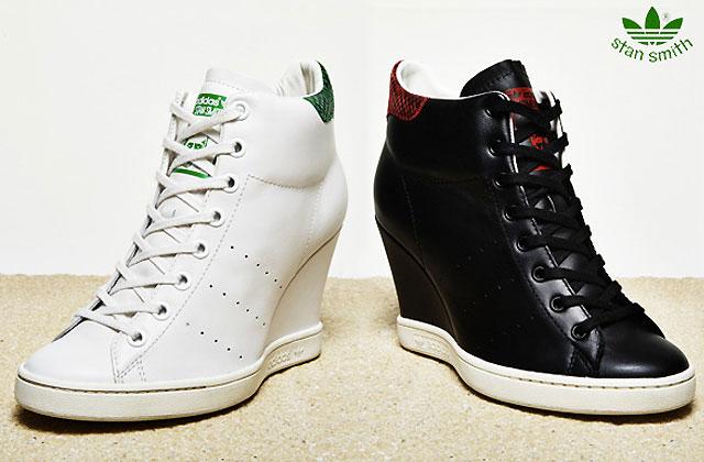 Adidas lance la Stan Smith compensée   mon kiffffff   Basket