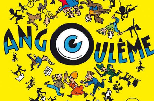 Le Festival d'Angoulême 2014 : le compte-rendu dessiné 1/2
