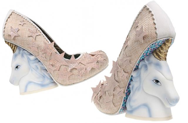 Les chaussures licornes d'Irregular Choice sont de retour!