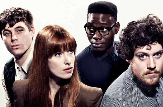 2 places à gagner pour Metronomy en session exclusive Spotify !