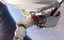 Red Bull Stratos – le saut de Felix Baumgartner en GoPro