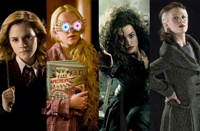 Get The Look – Les filles dans Harry Potter