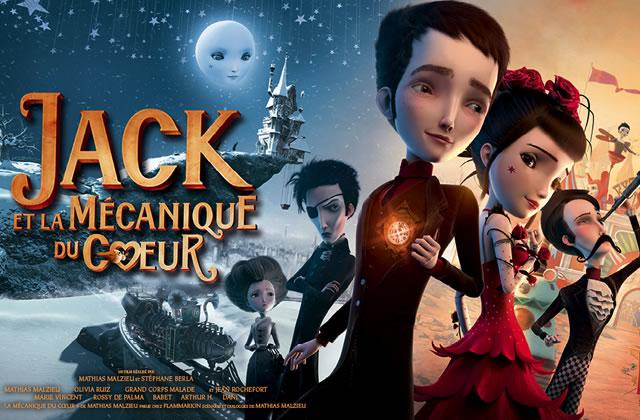 Jack et la Mécanique du Coeur — L'histoire d'un amour sans trucages