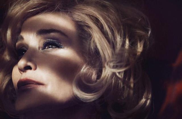 Jessica Lange est la nouvelle égérie de Marc Jacobs Beauty