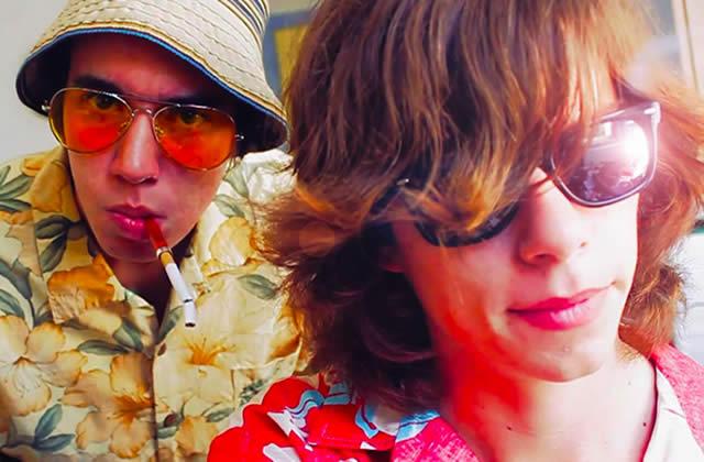 Kris et Flo, entre cinéma, humour et langue française