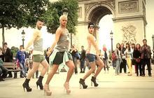 Yanis Marshall et ses chorés à talons + les Spice Girls : le combo parfait