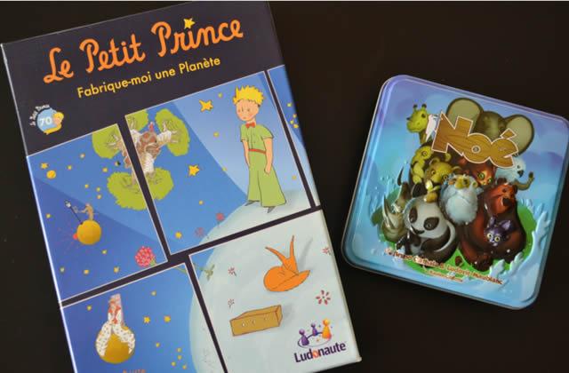 Noé et Le Petit Prince — Jouons en société !