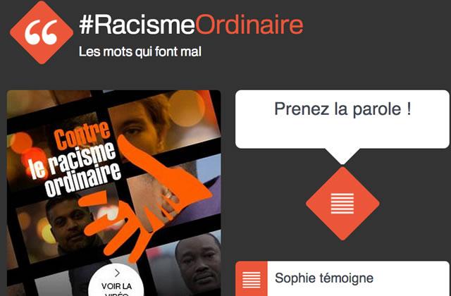 #RacismeOrdinaire : prenez la parole contre le racisme