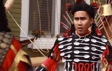 Dante Basco (Rufio) recrée la bataille de Hook