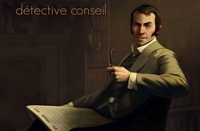 Sherlock Holmes : Détective Conseil — Jouons en société !