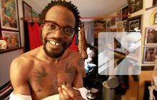 Street Tattoos — Tété… chez Tin-Tin !