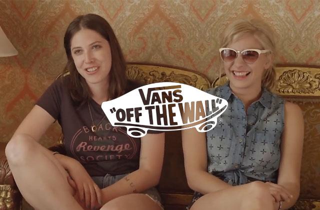 Vans relance sa collection de prêt à porter pour femmes