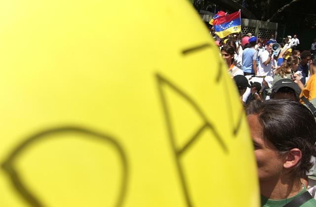 Dans les rues du Venezuela, la révolte gronde